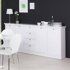 Anrichte Weiss Landhaus Gunstig Kaufen Ebay