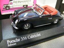 1/43 MINICHAMPS PORSCHE 356 Cabriolet noir 400 065031