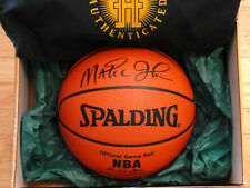 UDA Upper Deck Authenticated Magic Johnson NBA Game Ball signed autographed
