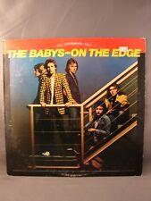 THE BABYS ON THE EDGE 1980 USED LP VINYL RECORD ALBUM CHRYSALIS CHE-1305!!