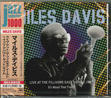 MILES DAVIS-MILES DAVIS LIVE AT THE FILLMORE EAST...-JAPAN 2 CD Ltd/Ed C94