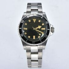 Men's Watch Automatic Vintage Submariner 1960 Heritage Black Bay  Alumium Bezel
