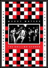 THE ROLLING STONE Live at the Checkerboard Lounge 1981 DVD 2 CD Japan Limited