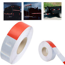 """2"""" 147ft 1Roll Car Night Reflective Tape Trailer Handrail Safety Warning Strips"""