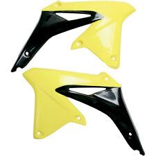 UFO Carenado Fresco Amarillo Spoiler Del Tanque Suzuki Rmz 450 09-17