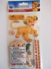 DISNEY DIMENSIONAL STICKERS - THE LION KING