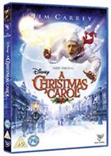 Disney's A Christmas Carol (Jim Carrey) Disneys New DVD R4