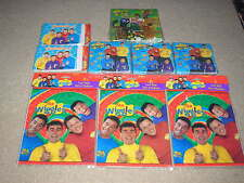 Brand New Lot of The Wiggles Party Supplies Napkins Goodie Bags Thank You Cards