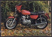 MOTOCICLISMO MOTO BENELLI 654 Cartolina