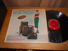 Rita Reys 50s JAZZ FEMALE VOCAL LP Cool Voice of USA ISSUE