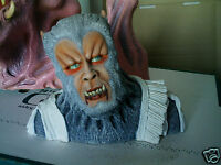 werewolf by night ..great large bust.solid resin.unpainted