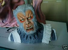 werewolf by night great large bust.solid resin.unpainted