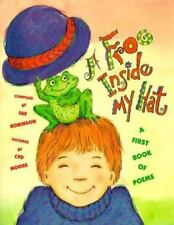 A FROG INSIDE MY HAT A First Book of Poems (Brand New Paperback) Fay Robinson