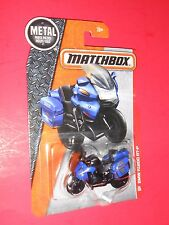 MATCHBOX BMW M5 R1200 RT-P MBX HEROIC RESCUE 83 OF 125 SHIPS FREE