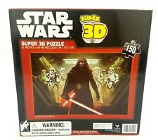 Disney Star Wars The Force Awakens 150 Piece Super 3D Puzzle