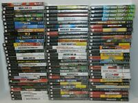 Sony PSP Games Complete Fun You Pick & Choose Video Game Good Titles Update 8/26