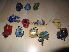 Lot de 12 Gijoe motorized Action Packs