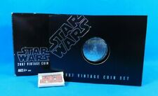 Star Wars 2007 Vintage Coin Set 30th Toy Fair Mail Away w/ Original Box