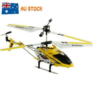 Syma S107 S107G 3.5Ch Remote Control LED Light Rc Helicopter With Gyro AU Stock