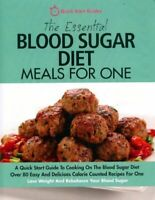 The essential blood sugar diet meals for one - Collectif - Li - 331904 - 2478398
