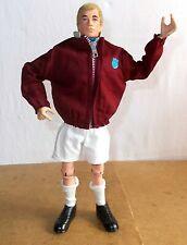 vintage palitoy ACTION MAN vam - very nice WEST HAM UNITED footballer - 70's