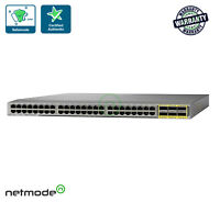 *NEW* Cisco N3K-C3172TQ-XL Nexus 3172TQ-XL, 48 10GBase-T RJ-45 and 6 QSFP+ ports