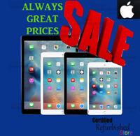 Apple iPad Air-mini-1-2-3-4 128GB-64GB-32GB-16GB Wi-Fi+4G Pro Tablet 9.7.9