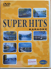 DVD KAROKE SUPER HITS VOL13  DVD 13 Music Clips