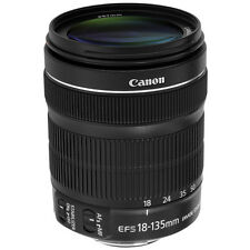 New Canon EF-S 18-135mm f/3.5 - 5.6 IS STM Lens
