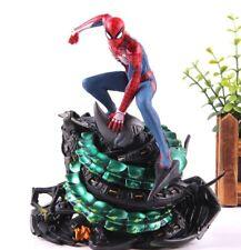 MARVEL AVENGERS Spider- Man homecoming figura diorama 18 cm Spiderman collectors