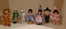 New ListingLot Of 7- Madame Alexander Wizard Of Oz Character Dolls!
