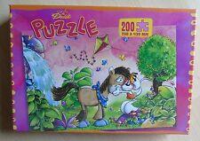 * DIDDL ~ 2 PUZZLES (100 & 200 pièces) - EXCELLENT ETAT *