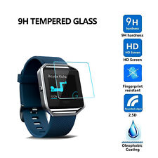 HD Real Protective film Tempered Glass Screen Protector For Fitbit Blaze Watch