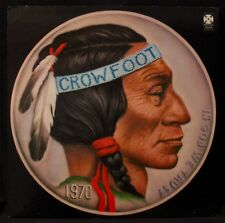 CROWFOOT-Self Titled Psych Rock Album From 1970-PARAMOUNT #PAS-5016