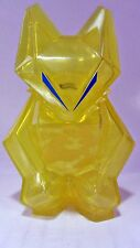Michael Air Jordan XX2 Stealth Cat vinyl figure YELLOW - Brian Flynn Super7