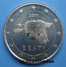 Estland 2 Euro Kursmünze Jahr 2011 coin moedas Euromünze standard coin