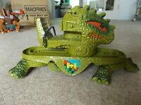 Dragon Walker He-Man Masters Of The Universe MOTU Vintage Action Figure Vehicle