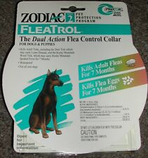 Zodiac Dual Action Flea Control Collar for Dogs & Puppies