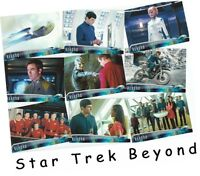 Star Trek Beyond Movie - 85 Card Basic/Base Set & P1 Promo Card - Rittenhouse