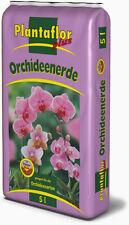 BSL Plantaflor Orchideenerde 5l Sack Blumenerde Gartenerde Pflanzenerde Erde