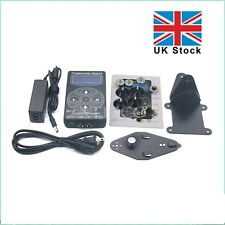 HP-2 Tattoo Power Supply Machine Dual Digital LCD 100V-240V Hurricane UK Sell