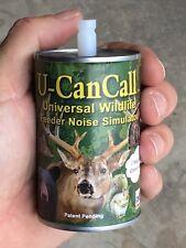 U-CanCall Universal Wildlife Feeder Noise Simulator
