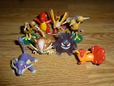 Vintage 1999 TOMY Nintendo Pokémon Monster Collection figure - Choose from 8