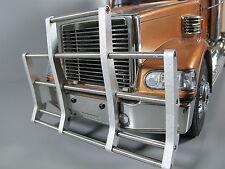 New Aluminum Bumper Guard for Tamiya RC 1/14 Knight King Hauler Semi Truck