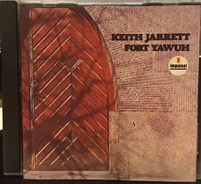 KEITH JARRET - FORT YAWUH - 4 TRACK MUSIC CD - LIKE NEW - E880