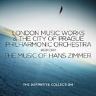 OST-ORIGINAL SOUNDTRACK - HANS ZIMMER:THE DEFINITIVE COLLECTION 6 CD NEW!
