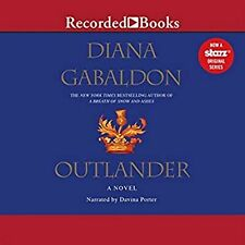 Outlander: Outlander, Audio Book 1 Audiobook Unabridged Mp3 CD Diana Gabaldon