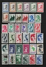 MOROCCO #1//55 Thirty Six EARLY STAMPS Mint Hinged SCV $41.05