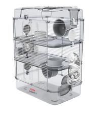 Zolux RODY3 TRIO WEiß Käfig für Kleintiere Hamsterkäfig Kleintierkäfig