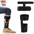 Hidden Ankle Right Leg Holster Gun Holder Magazine Pouch for Pistol Carry Case